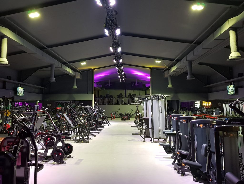 Light Solution Center LSC Rumble Bumble Fitness